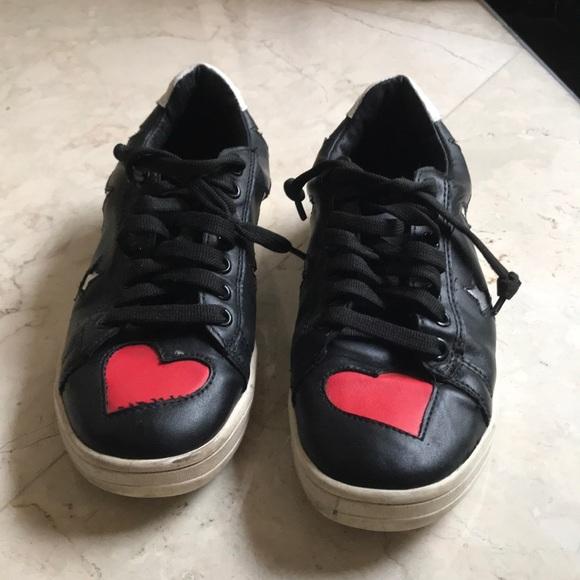 Steve Madden Shoes   Black Sneakers